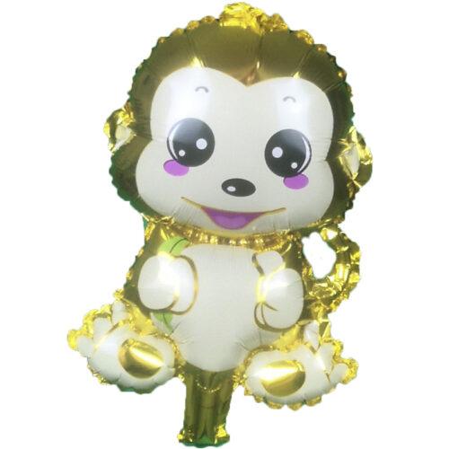 Mini Folienballon Monkey