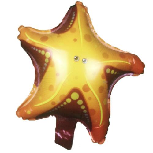 Seestern Folienballon
