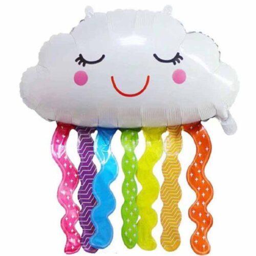 Regenwolke Ballon XXL