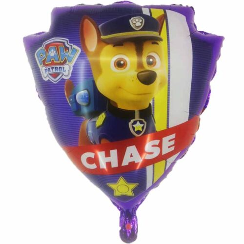 Paw Patrol Wappen Chase Marshall