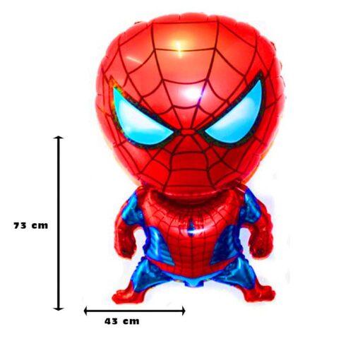 Folienballon-Spiderman-L