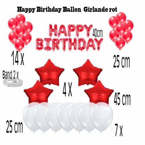 Happy-Birthday-Ballon-Girlande-rot