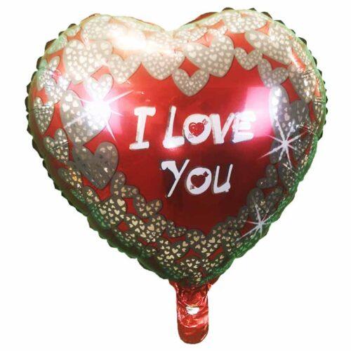 I love you viele Herzen